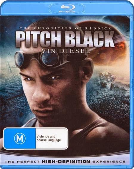 Riddick 1 ฝูงค้างคาวฉลาม สยองจักรวาล
