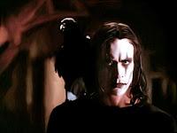 Fragmento de la película El cuervo de 1994