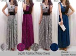 Lucille Maxy Dress SOLD OUT