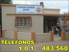POLICIA DE LEONES