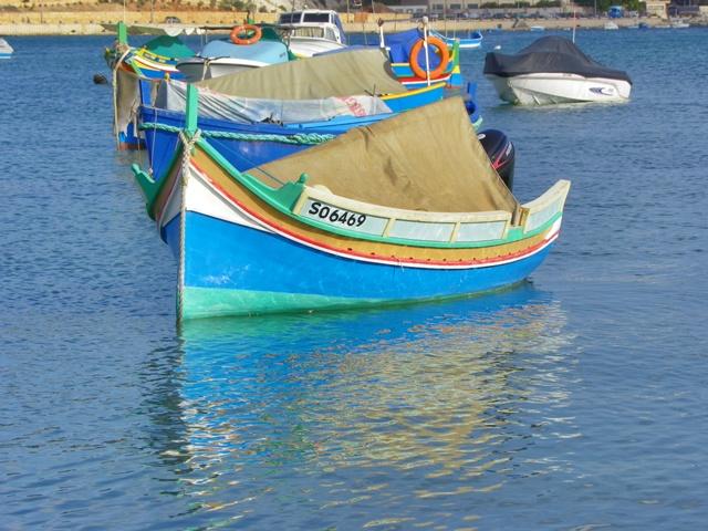 Luzzu de Marsaxlokk