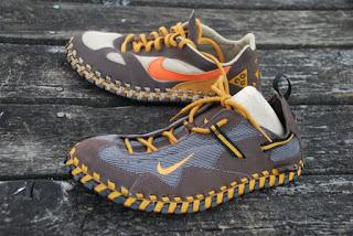 diseño de la cuna a la cuna Nike