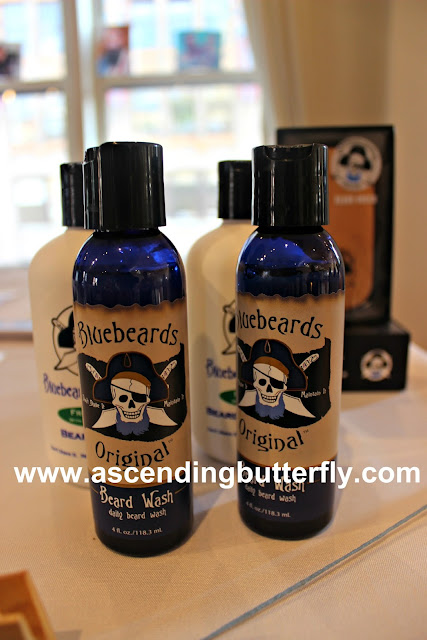 Bluebeards Original Beard Wash Product Closeup at BeautyPress Spotlight Day September 2015