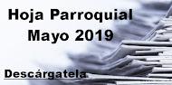 Hoja Parroquial Mayo 2019