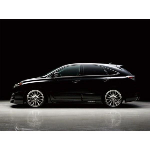 add on Lexus RX Black Bison