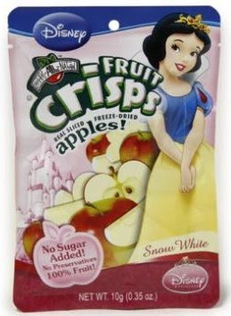 Snow White Fruit Snacks