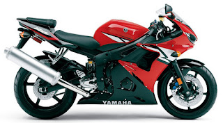 Yamaha YZF R6 Service Manual 2003 2004 2005