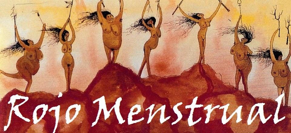 Rojo Menstrual