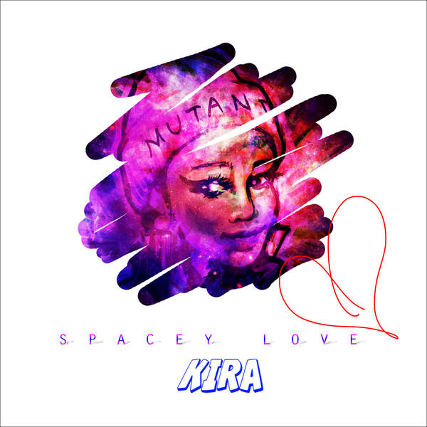 [Single] KIRA – SPACEY LOVE (2016.01.08/MP3/RAR)