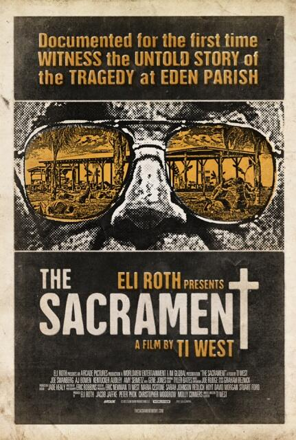 Filme Poster The Sacrament HDRip XviD & RMVB Legendado