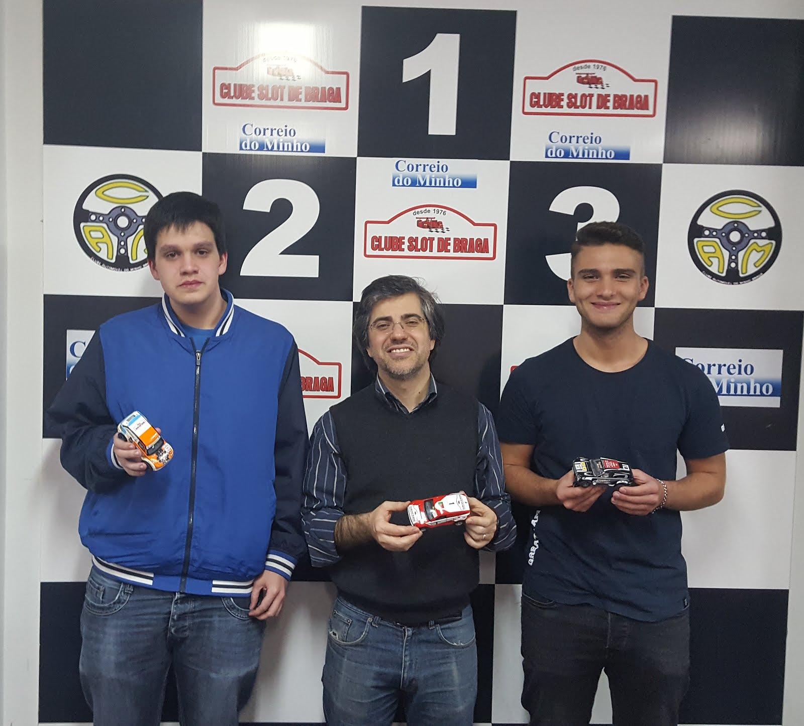 Campeonato TT Ninco T2 2018