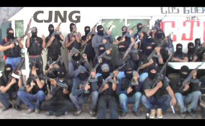 lucha carteles zetas cjng cartel