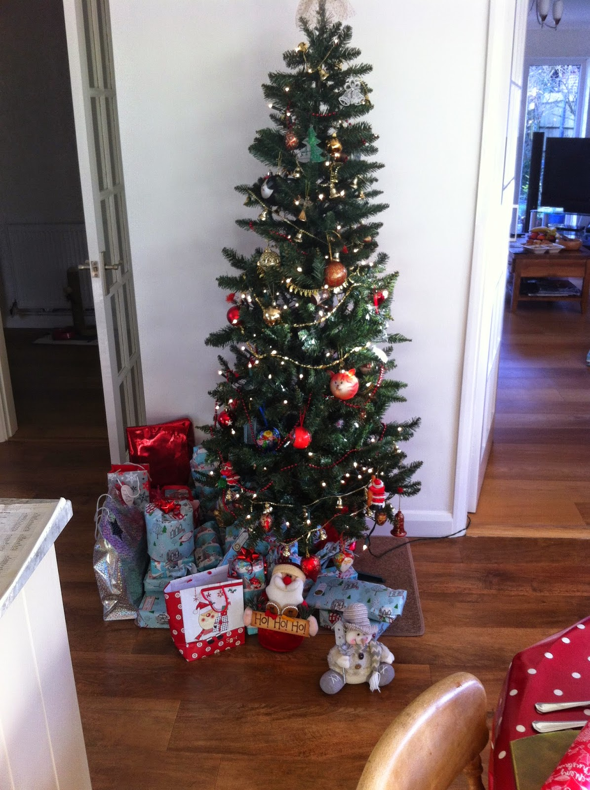 Instagram: RhiannonBlog Christmas Tree 2014