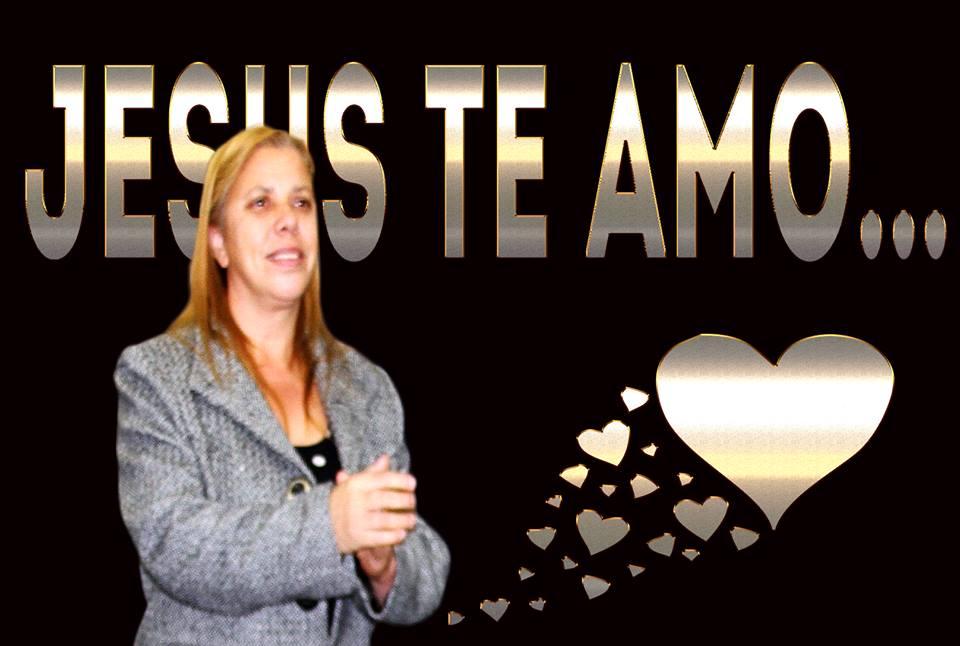 Jesus te amo...