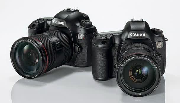 Spesifikasi dan Harga Canon EOS 5DS dan 5DSR