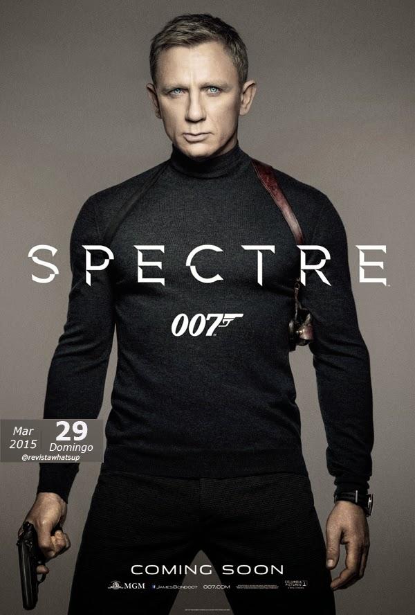 primer-trailer-oficial- película-SPECTRE-007-cines-Noviembre-2015