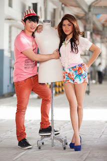 Jason Francisco and Melai Cantiveros (Melason)