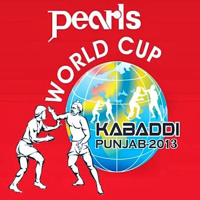 Watch Live 4th World Kabaddi Cup 2013