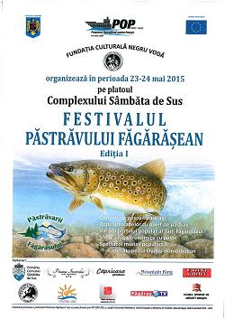 FESTIVALUL PĂSTRĂVULUI 2015