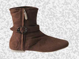 Gambar Model Sepatu Boot Keren 2011
