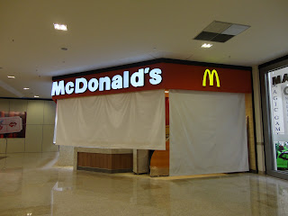 Mac Donalds' do Cariri Shopping.