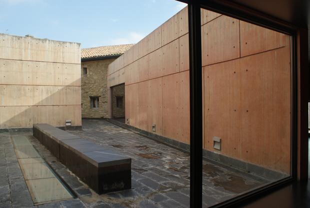 Museo Jorge Oteiza - Patio