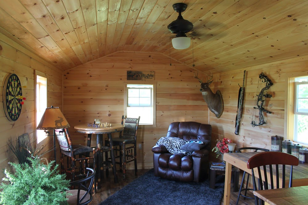 Build Backyard Man Cave :  Structures Top 5 Shed Organization Hacks for Your Outdoor Man Cave