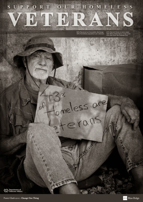A Voice for the Invisible & forgotten living on the streets.