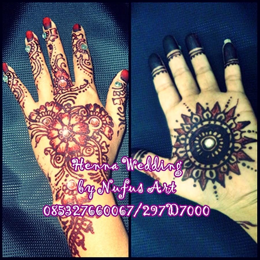 Henna Wedding With Diamond Henna Artist Jakarta Ciputat Nufus