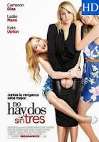 poster de No Hay Dos Sin Tres