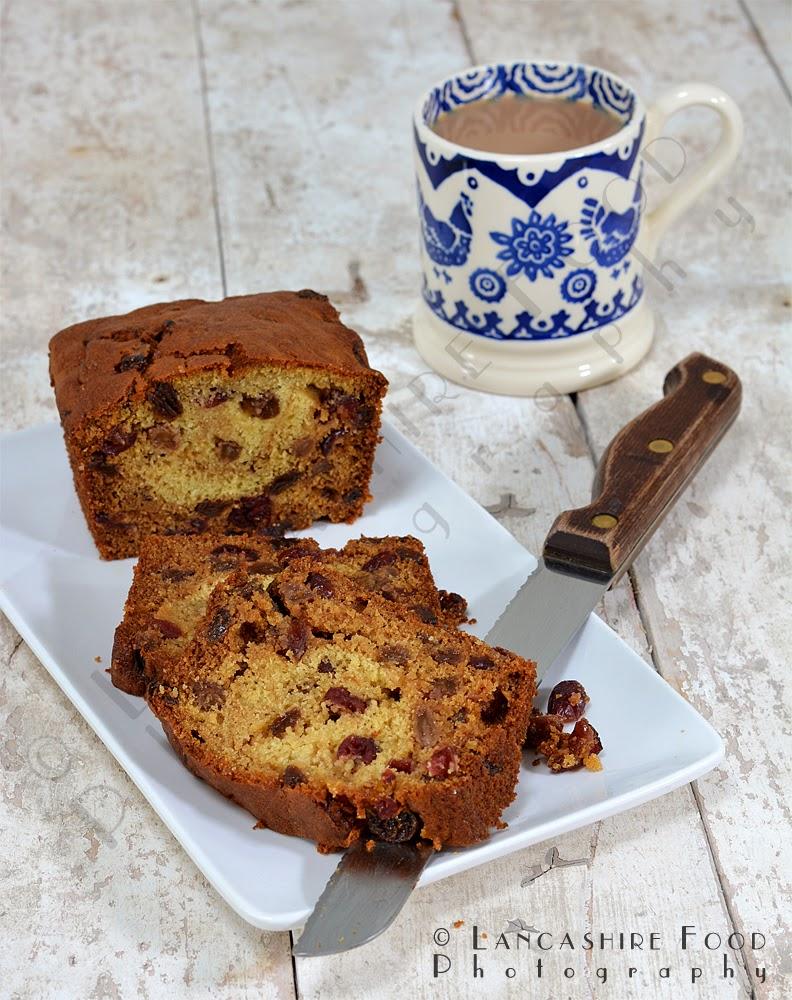 Earl Grey tea loaf - gluten free