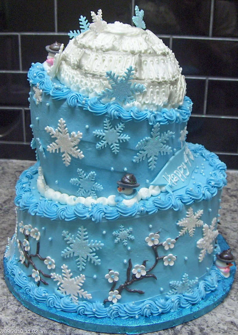 wedding cakes winter wonderland cake ideas winter
