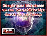 google chip cerebro A NSA Utiliza Cookies do Google Para Identificar Alvos Para Espionagem