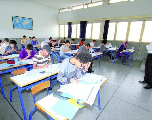 مراكش:تلميذ يلقظ أنفاسه في امتحانات الموحد الثالثة إعدادي
