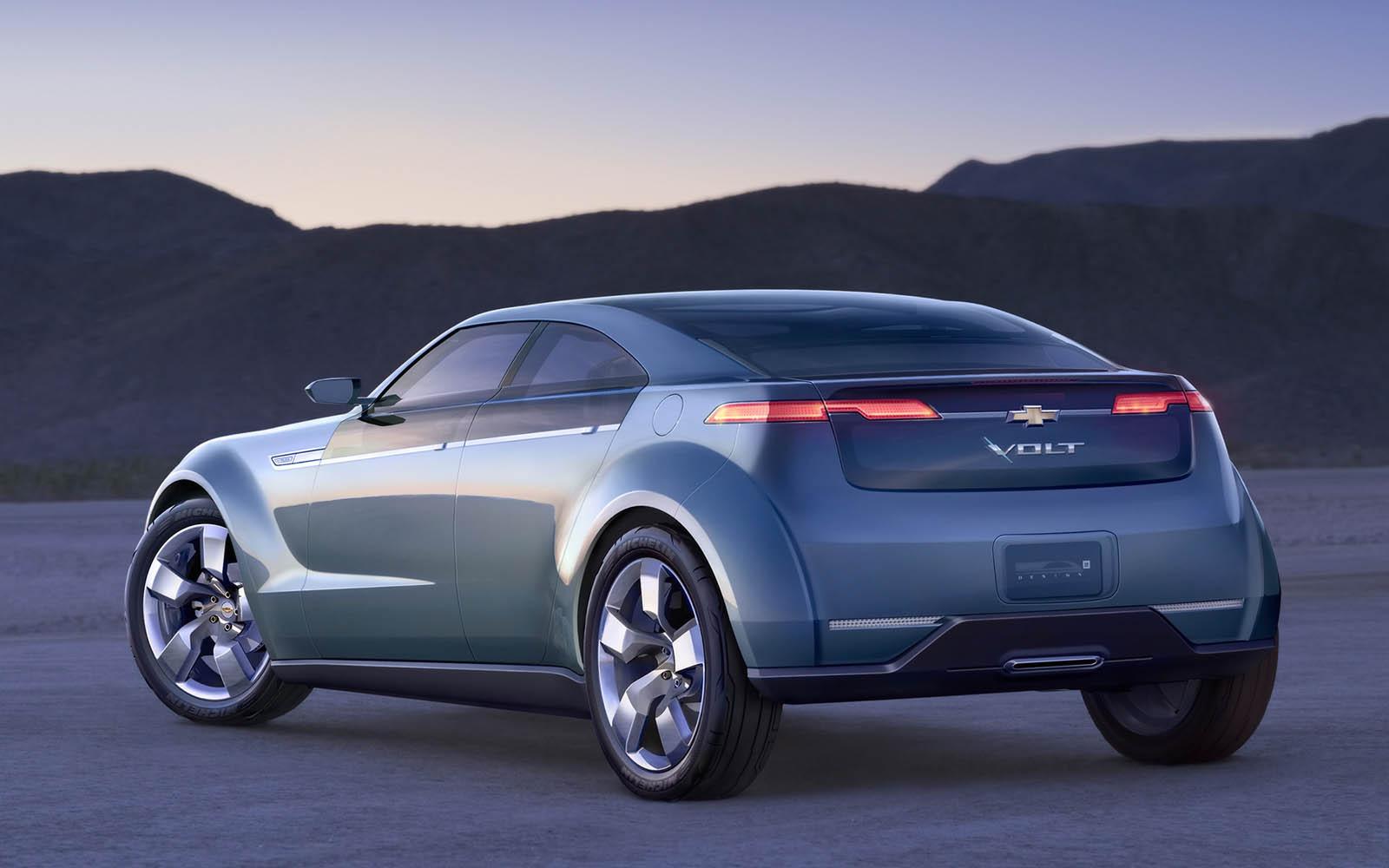 Electric Car Volta