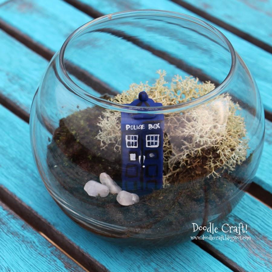 http://doodlecraft.blogspot.com/2014/03/doctor-who-tardis-terrarium-fariy-garden.html