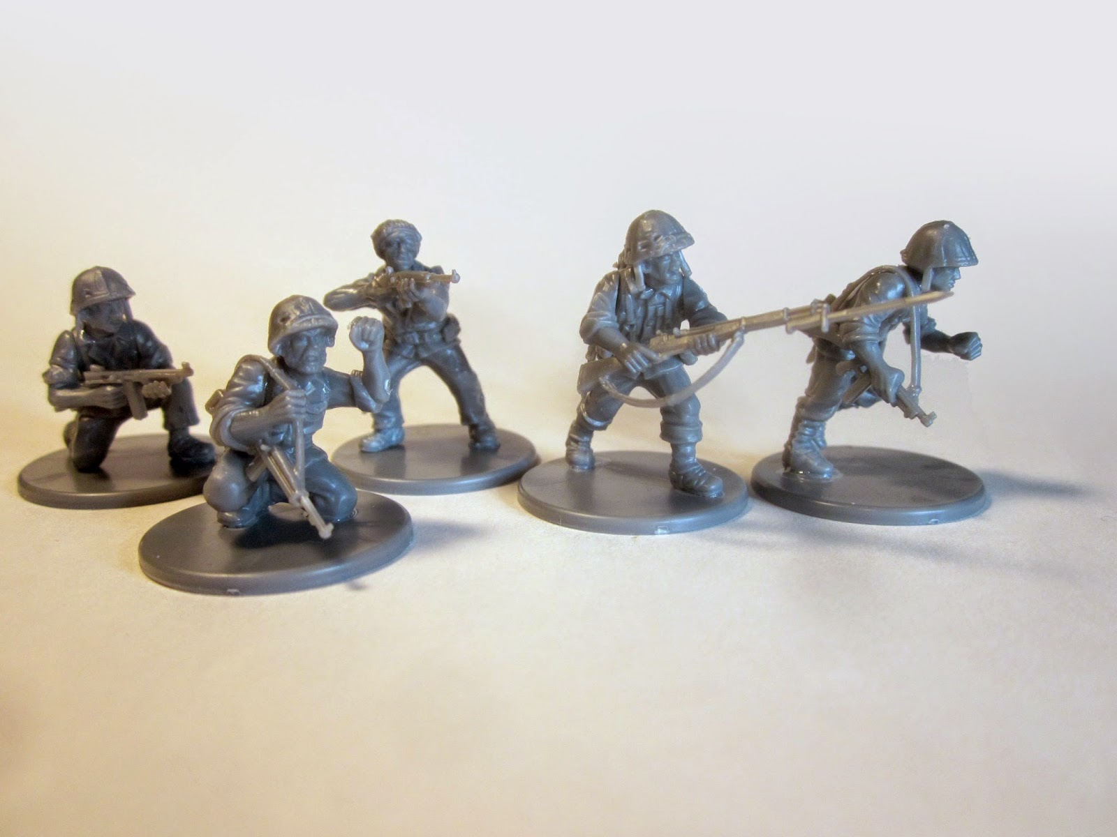 Warlord Games Plastic Marines