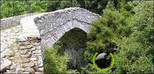 Jembatan Iblis (Devils Bridge) di Ceredigion Inggris