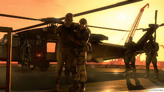 metal gear solid v the phantom pain screen 4 E3 2013   Metal Gear Solid V: The Phantom Pain (Multi Platform)   Screenshots & Extended Director's Cut Trailer