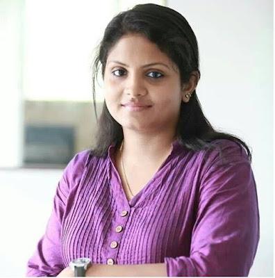 Actress Gayathri Arun