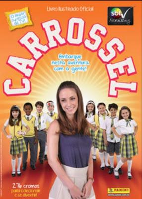 Conheça o álbum de figurinhas de Carrossel