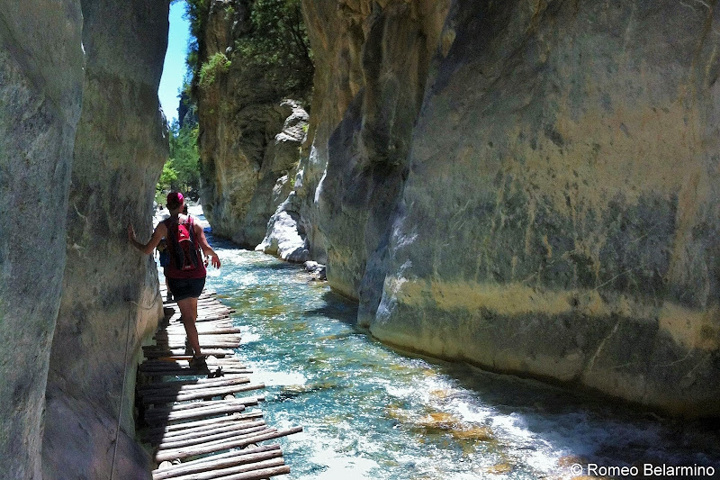 Hiking Samaria Gorge Things to Do in Crete