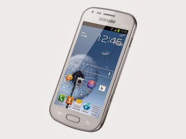 Smartphone Samsung Galaxy Trend Blanc GT-S7560