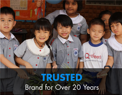 Best Preschool Brand for 7 Consecutive Years