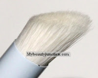 Beautyblender Detailers Chisel Brush makeup review, usage and photos