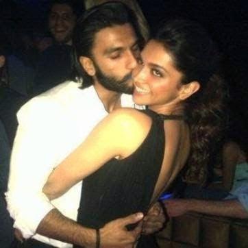 Ranveer Singh And Deepika Padukone's