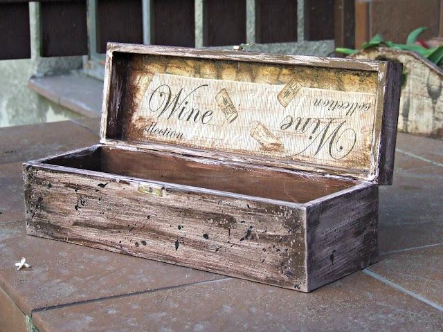 Pudełko na wino Eco Manufaktura2