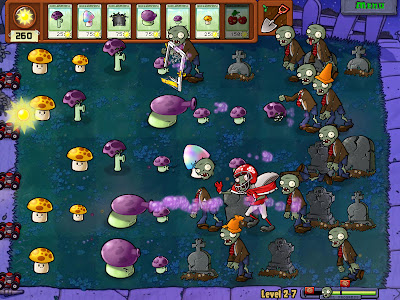 Plants VS Zombies Night