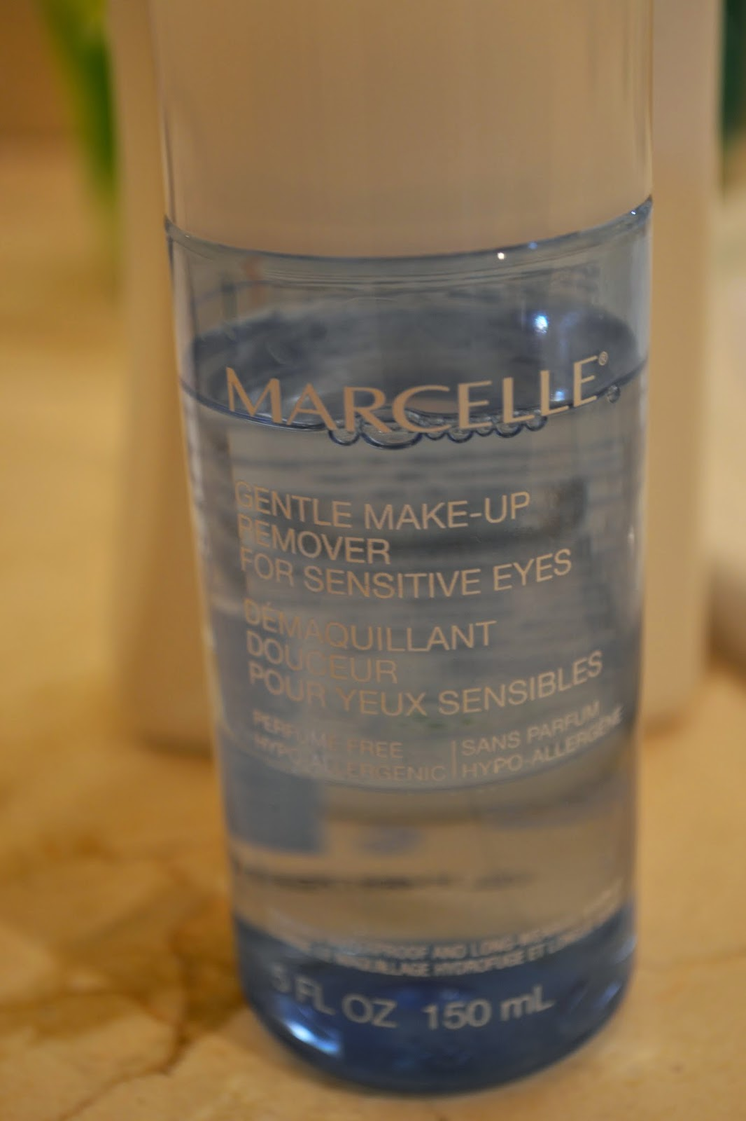 Marelle Gentle Makeup Remover for Sensitive Eyes