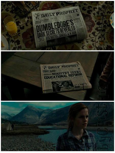 Harry Potter Y Las Reliquias De La Muerte Parte 1 (Español Latino) (BRrip) (2011)